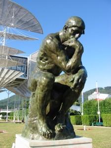 Le_Penseur_de_Rodin_à_Saint-Dié