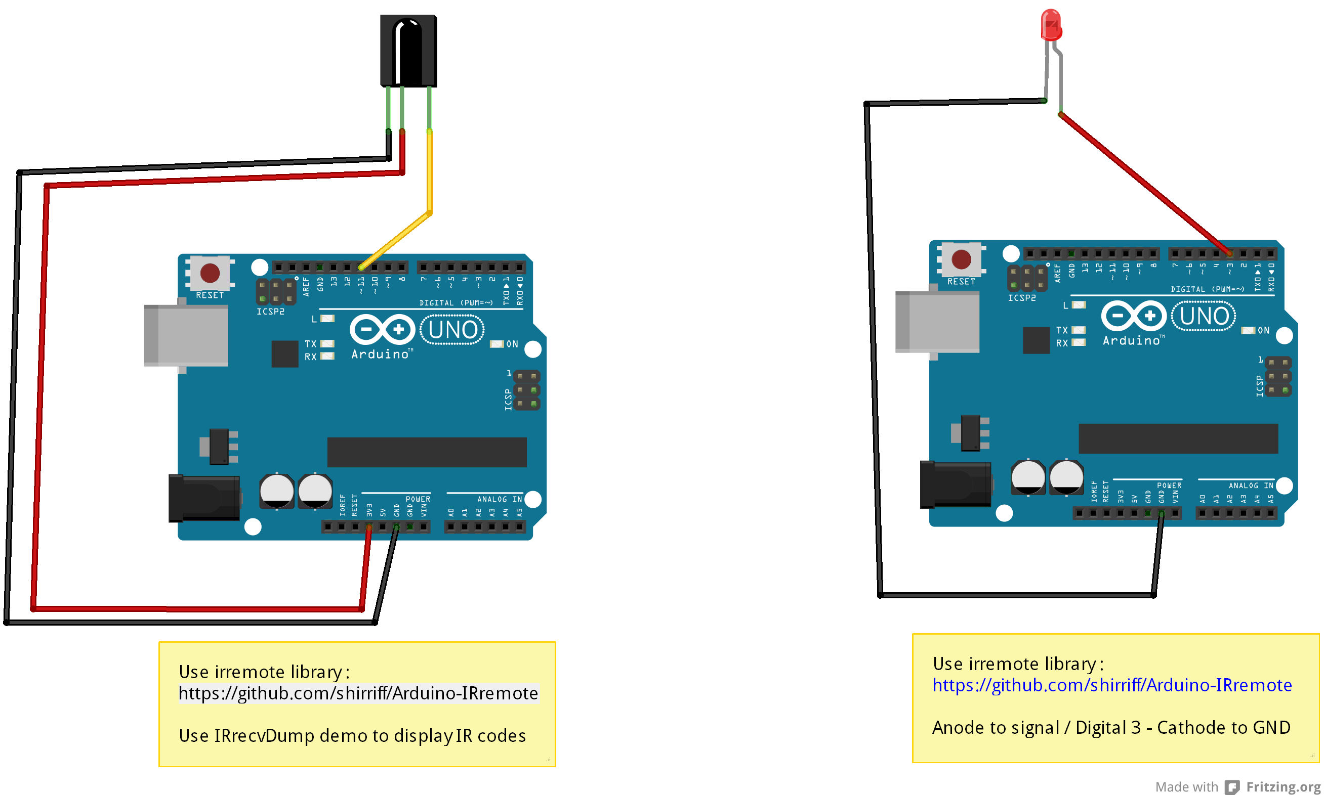 Arduino PowerPoint Pointer - Hacksterio