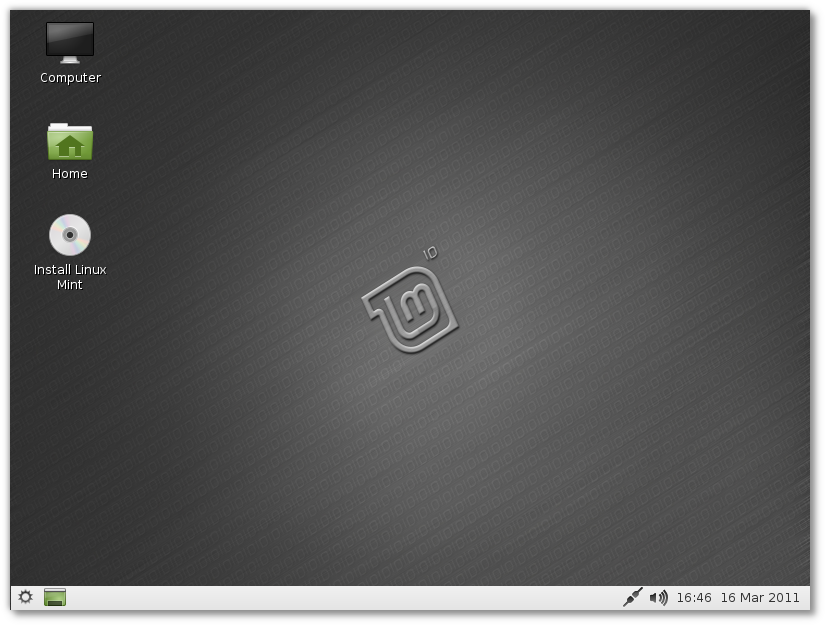 step by step to PXE boot Linux Mint over NFS – Erwan's Blog