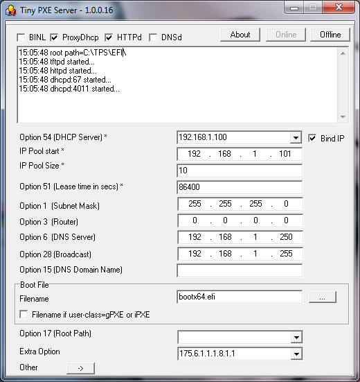 Boot WINPE over PXE on a UEFI computer – Erwan's Blog